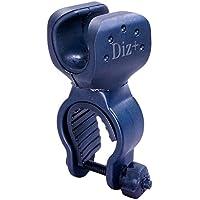 Diz+(ディズプラス) 【360度 角度調整 ラバーマウント 】 自転車 / フラッシュライト Rubber mount