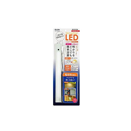 エルパ(ELPA) LED多目的灯 30cm 電球色 ALT-1030IR(L)