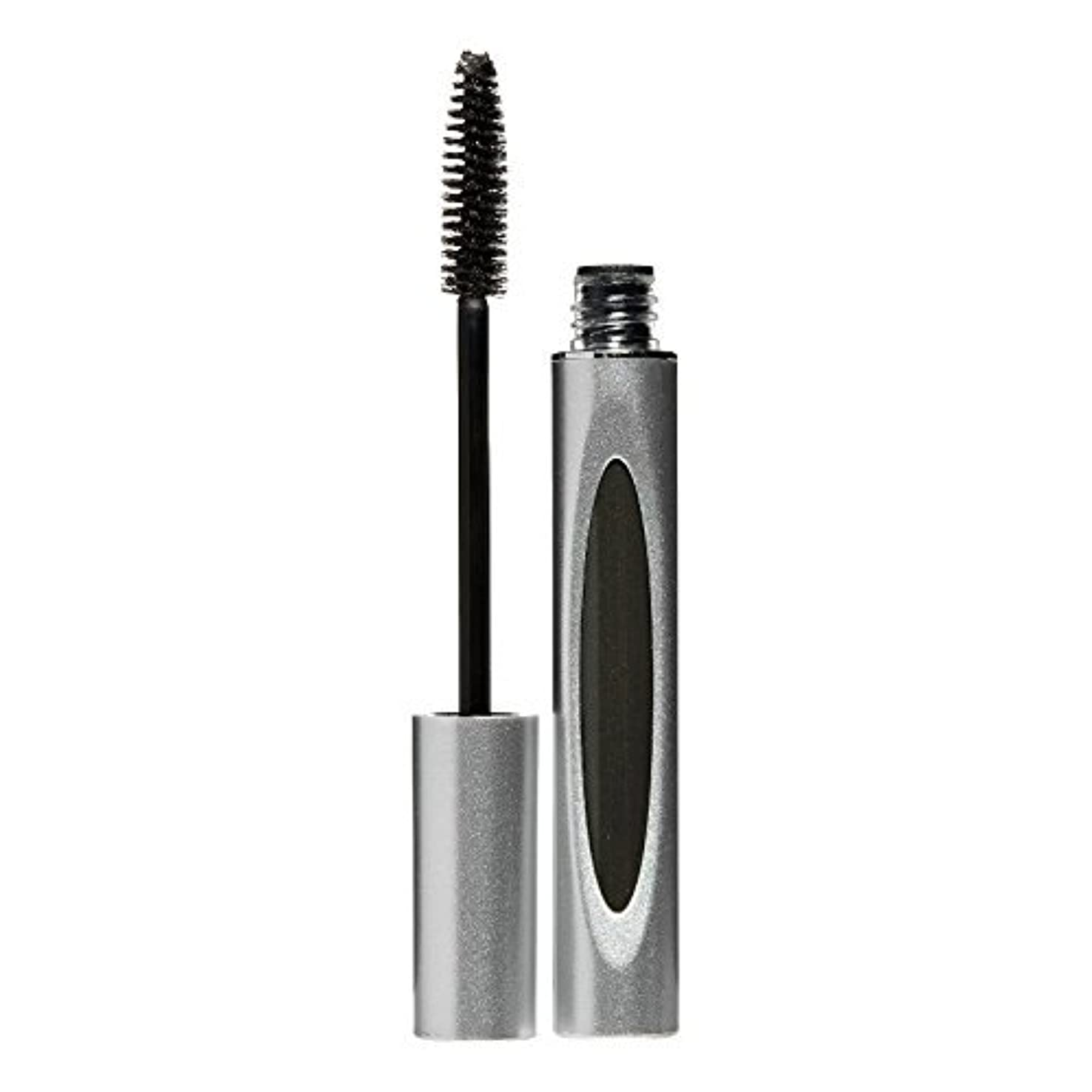 自宅で先例撤回するHoneybee Gardens, Truly Natural Mascara, Expresso, 0.2 oz (6 ml)