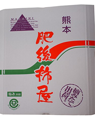 熊本産 高級太秋柿サン太秋11玉(ダンボール箱)産地直送