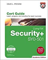 CompTIA Security+ SY0-501 Cert Guide, Academic Edition (2nd Edition) (Certification Guide)