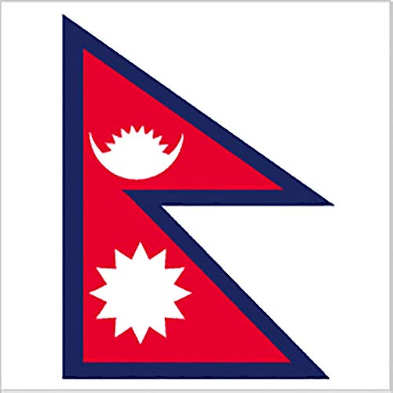 国旗 ネパール L版 No.23298(取寄商品)