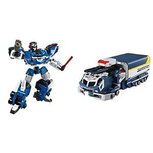 ドライブヘッド サイクロンインターセプター & トランスポーター ガイア