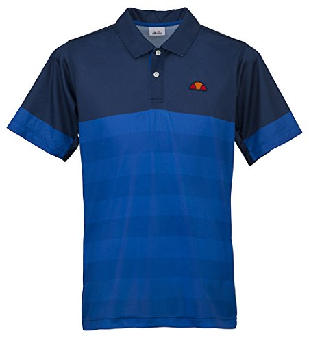 [해외](엘레 세) ellesse 티셔츠 ETS05001 [남성]/(Eleesse) ellesse polo shirt ETS 0 5001 [Men`s]
