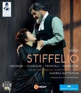 ヴェルディ:歌劇≪スティッフェーリオ≫ [Blu-ray]