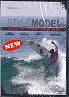 STYLE MODEL(スタイルモデル)vol.3 TOP PROのオフ・ザ・リップ!サーフィンDVD
