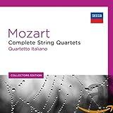 Mozart String Quartets Complete