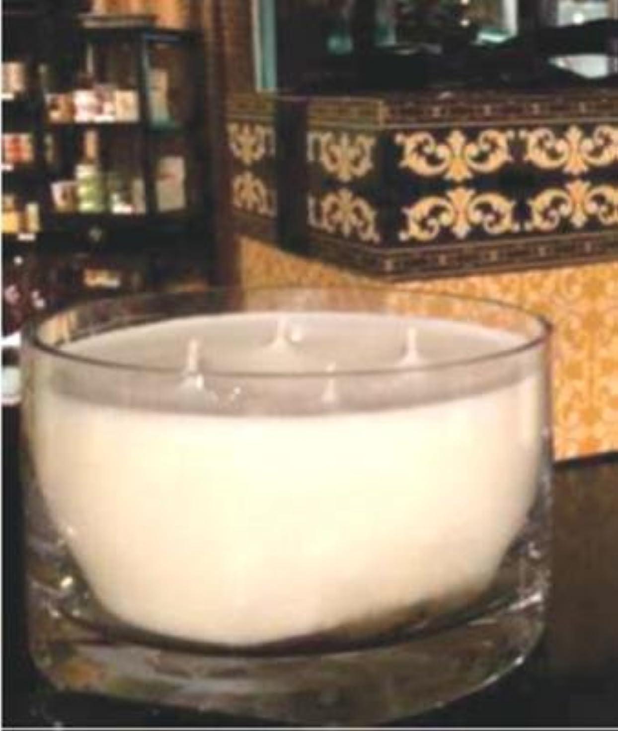 制限する従事したガラスアップルサイダー – Exclusive Tyler 40 oz 4-wick香りつきJar Candle