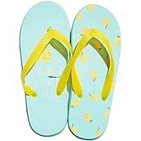 女性と男性かわいい漫画フリップフロップ子供サンダルの靴 (サイズ 38-39) 、e #1