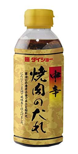 ダイショー 焼肉のたれ 中辛 ボトル400g
