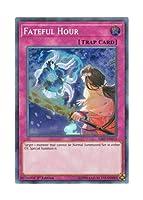 遊戯王 英語版 SAST-EN075 Fateful Hour 逢魔ノ刻 (スーパーレア) 1st Edition