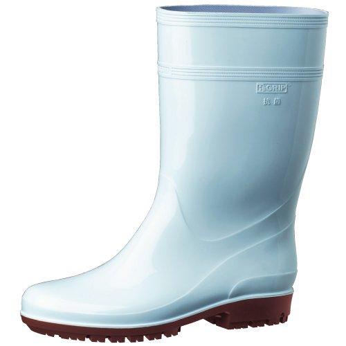 ミドリ安全 ハイグリップ長靴 22cm ブルー HG2000...
