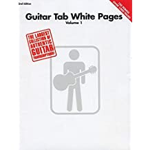 Guitar Tab White Pages - 2nd Edition: 1