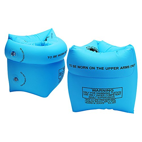 Augymer浮き輪 アームリン2個セット 腕浮き輪 大人用 暑さ対策 子供用 スウィング補助具 水泳用品 海やプールで楽しさ倍増 大きいうきわ おしゃれな乗り物 海 プールアウトドア 海外セレブ SNSインスタで活躍 スイミング道具 プールデビュー用 浮具
