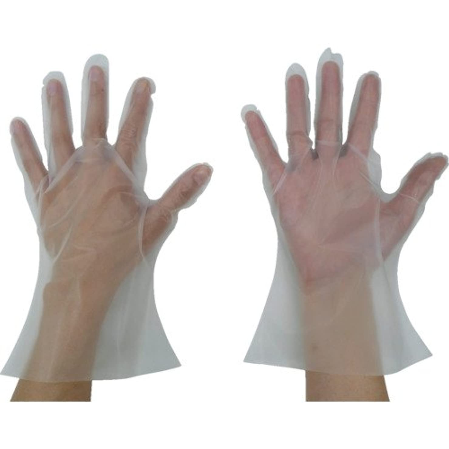 に勝る無意味死傷者東京パック S-HYBRIDグローブニューマイジャストMS 半透明(入数:200枚) HN-MS