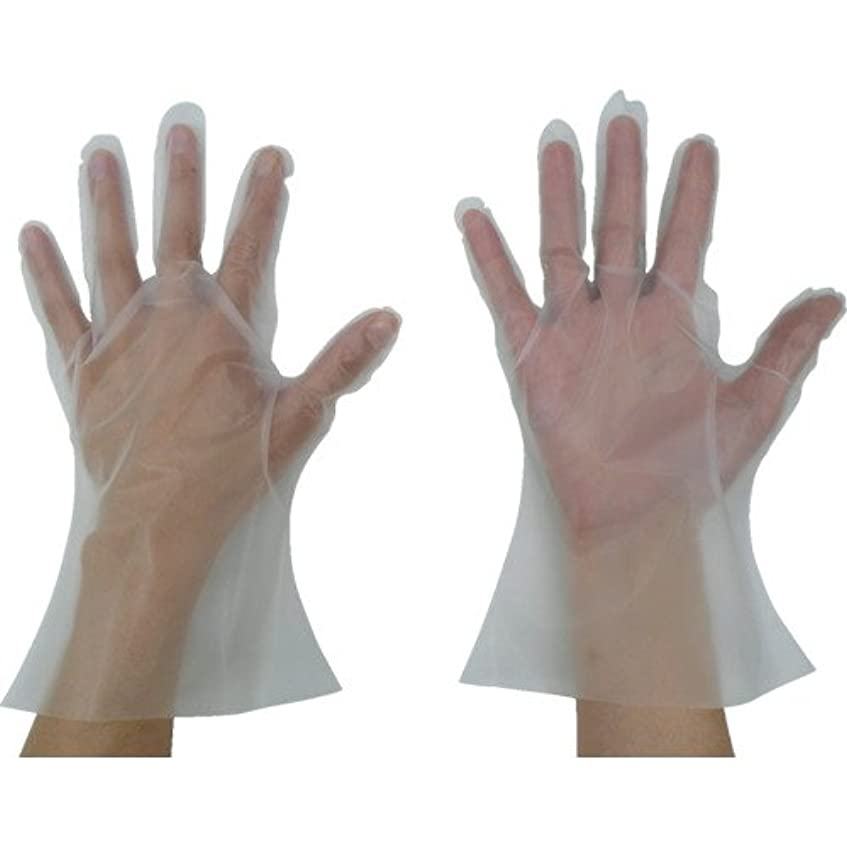 安全性ダブル麻酔薬東京パック S-HYBRIDグローブニューマイジャストS 半透明(入数:200枚) HN-S