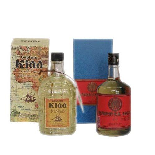 奄美黒糖焼酎 Captain Kidd 720ml瓶 1本 ...