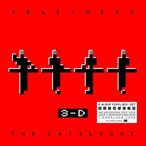 3-D The Catalogue [12 inch Analog]