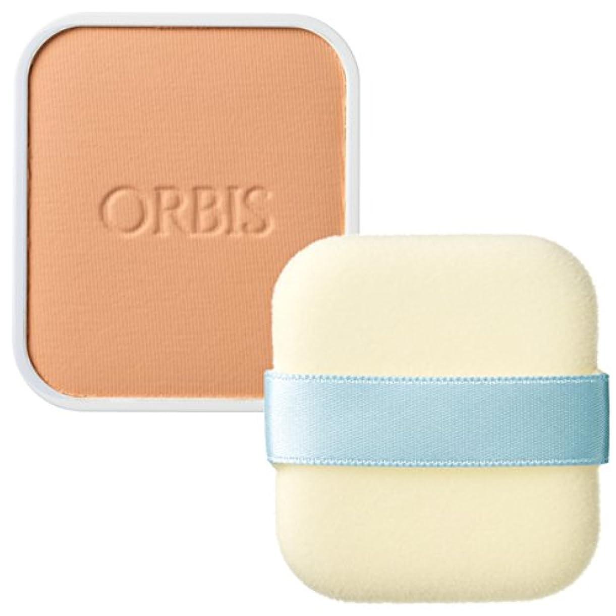 傷つきやすいでる新しさオルビス(ORBIS) クリアパウダーファンデーション(リフィル?専用パフ付) ナチュラル03 11g SPF15/PA+ ◎ニキビ肌用ファンデーション◎