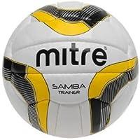 Mitre SambaトレーナーFootballホワイト/イエローサイズ2