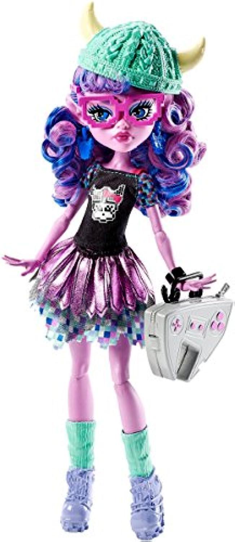 モンスターハイ Monster High Brand-Boo Students Kjersti Trollsøn Doll [並行輸入品]