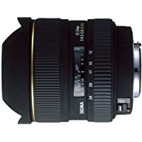 シグマ 12-24mm F4.5-5.6 EX DG ASPHERICAL キヤノン用