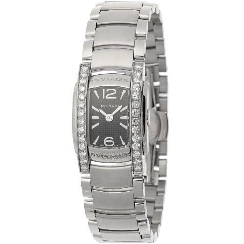 [ブルガリ]BVLGARI 腕時計 アショーマD ブラック文字盤 AA26BSDS レディース 【並行輸入品】