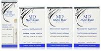 MD Nutri Hair Restoration Program [並行輸入品]