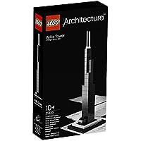 レゴ (LEGO) アーキテクチャー ウィリス?タワー 21000