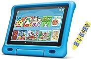 Fire HD 10 キッズモデル ブルー (10インチ HD ディスプレイ) 32GB + ミニオンタッチペン