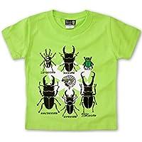 (ドラゴンスリーライン) insectera David クワガタ 変化 半袖 Tシャツ