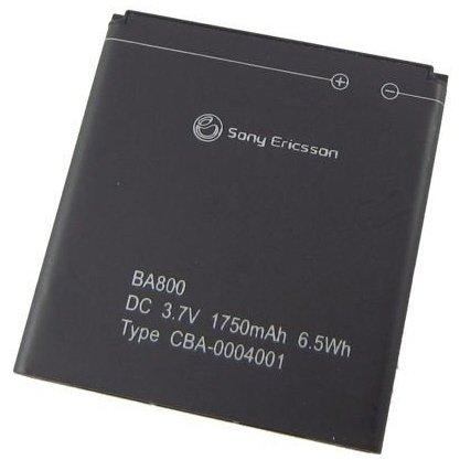 SONY [Sony] 純正 docomo Xperia AX SO-01E / au Xperia VL SOL21 / Xperia S LT26i 用 バッテリー 1700mAh [バルク品] BA800