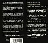 マティアス・ゲルネ・シューベルト・エディション VOL.8 ~ さすらい人の夜の歌 (Wanderers Nachtlied / Matthias Goerne Schubert Edition 8 / Helmut Deutsch , Eric Schneider) (2CD) [輸入盤] 画像