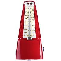 NEEWER伝統的な風アップメカニカルメトロノーム ピアノギターベースドラムバイオリンやその他の楽器NW-707に(赤) 【並行輸入品】