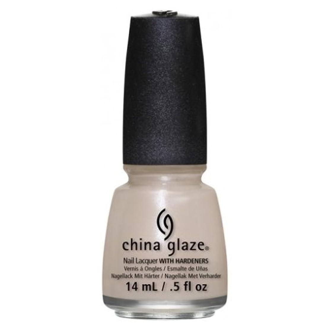 抽象化うなずくボール(3 Pack) CHINA GLAZE Nail Lacquer - Art City Flourish - Don't Honk Your Thorn (並行輸入品)