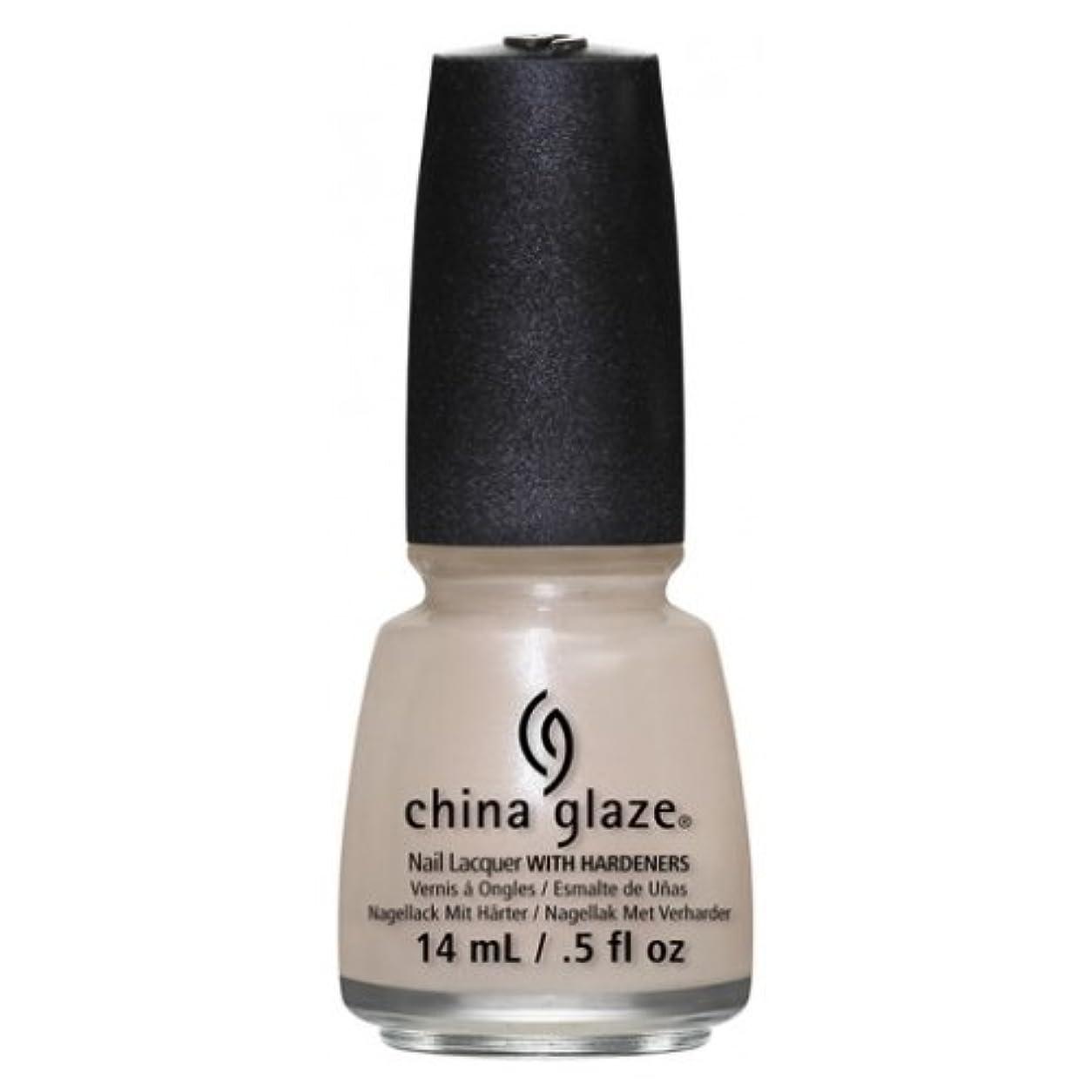 悪行形アカデミック(3 Pack) CHINA GLAZE Nail Lacquer - Art City Flourish - Don't Honk Your Thorn (並行輸入品)