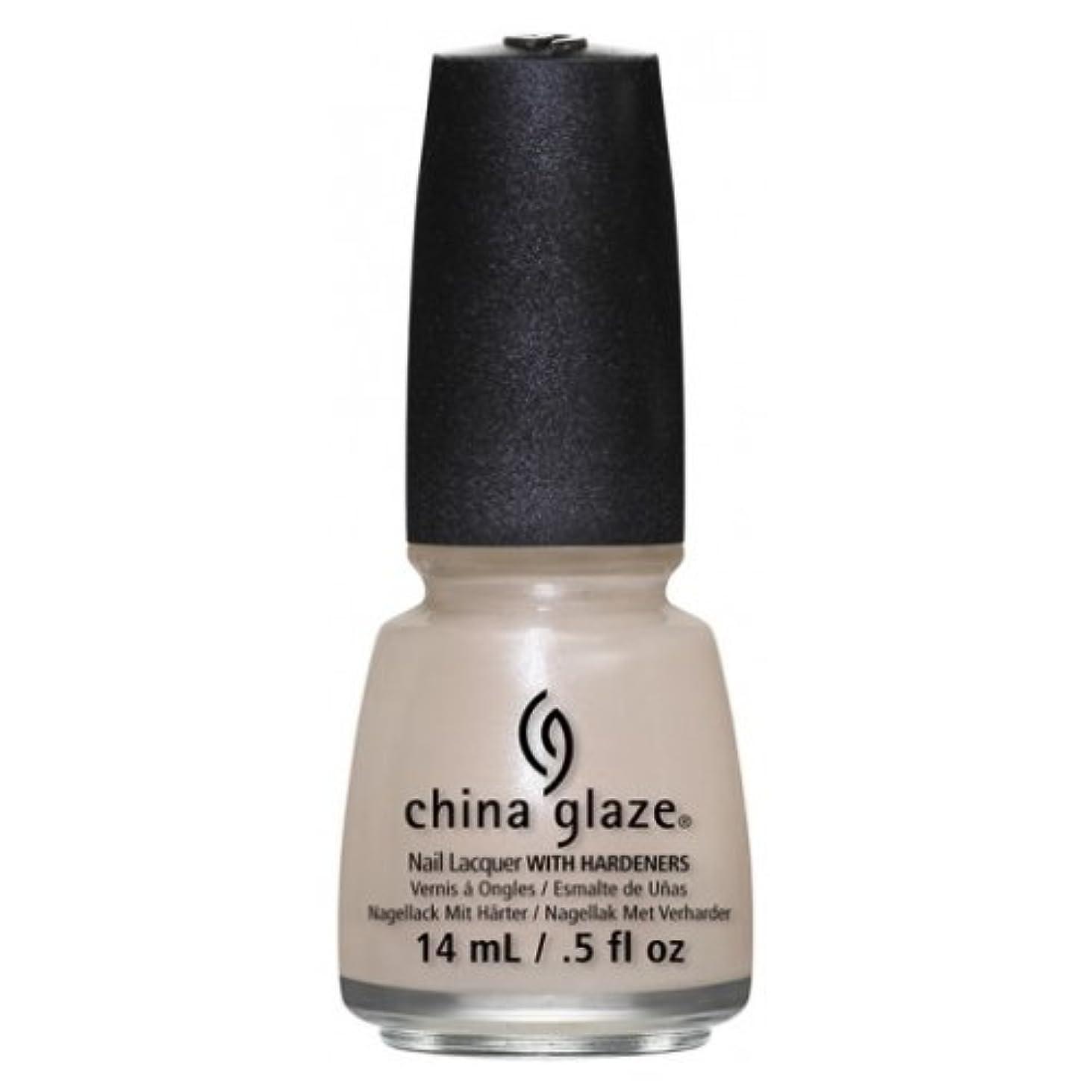 談話スカリー近傍(3 Pack) CHINA GLAZE Nail Lacquer - Art City Flourish - Don't Honk Your Thorn (並行輸入品)