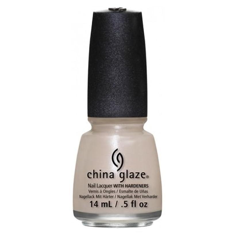 油ガチョウトーク(3 Pack) CHINA GLAZE Nail Lacquer - Art City Flourish - Don't Honk Your Thorn (並行輸入品)