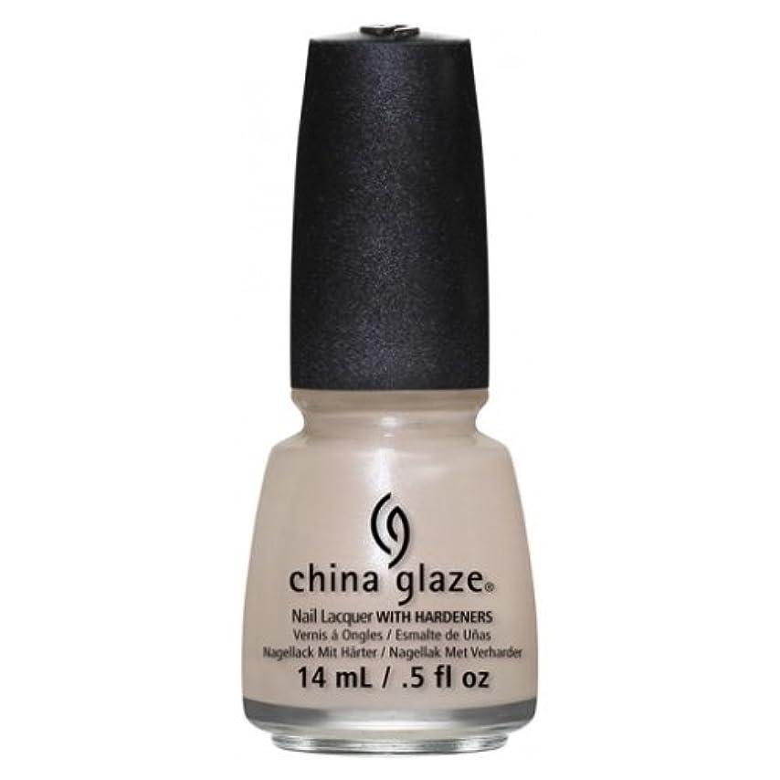 味方最終的に無駄な(3 Pack) CHINA GLAZE Nail Lacquer - Art City Flourish - Don't Honk Your Thorn (並行輸入品)