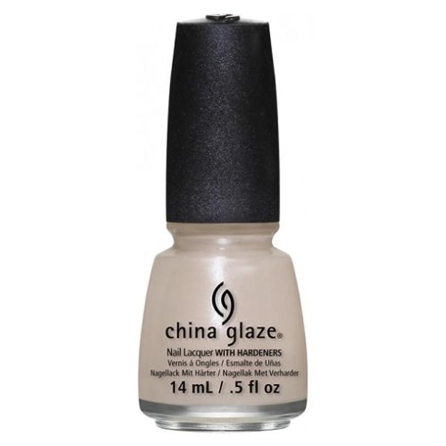 悲惨な歴史ロープ(3 Pack) CHINA GLAZE Nail Lacquer - Art City Flourish - Don't Honk Your Thorn (並行輸入品)
