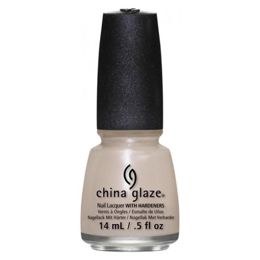 所属ルーチン下線(3 Pack) CHINA GLAZE Nail Lacquer - Art City Flourish - Don't Honk Your Thorn (並行輸入品)