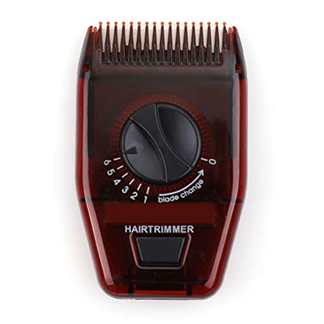 船外写真トラップCreacom ヘアトリマー 手動 理髪くし ヘアコーム 髪櫛 ヘアカッター 滑らか 水洗い可 快適 頭皮傷つけない 一人でできる 自宅散髪 多機能 業務用 家庭用 子供 大人