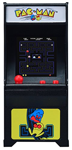 (Pac-Man) - Tiny Arcade Pac-Man Miniature Arcade Game