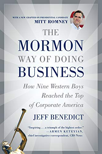 Download The Mormon Way of Doing Business 1455522945