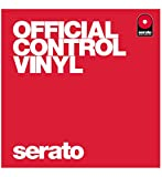 Serato Performance Series Control Vinyl Red 2LP Scratch Live用コントロールバイナル (セラート)