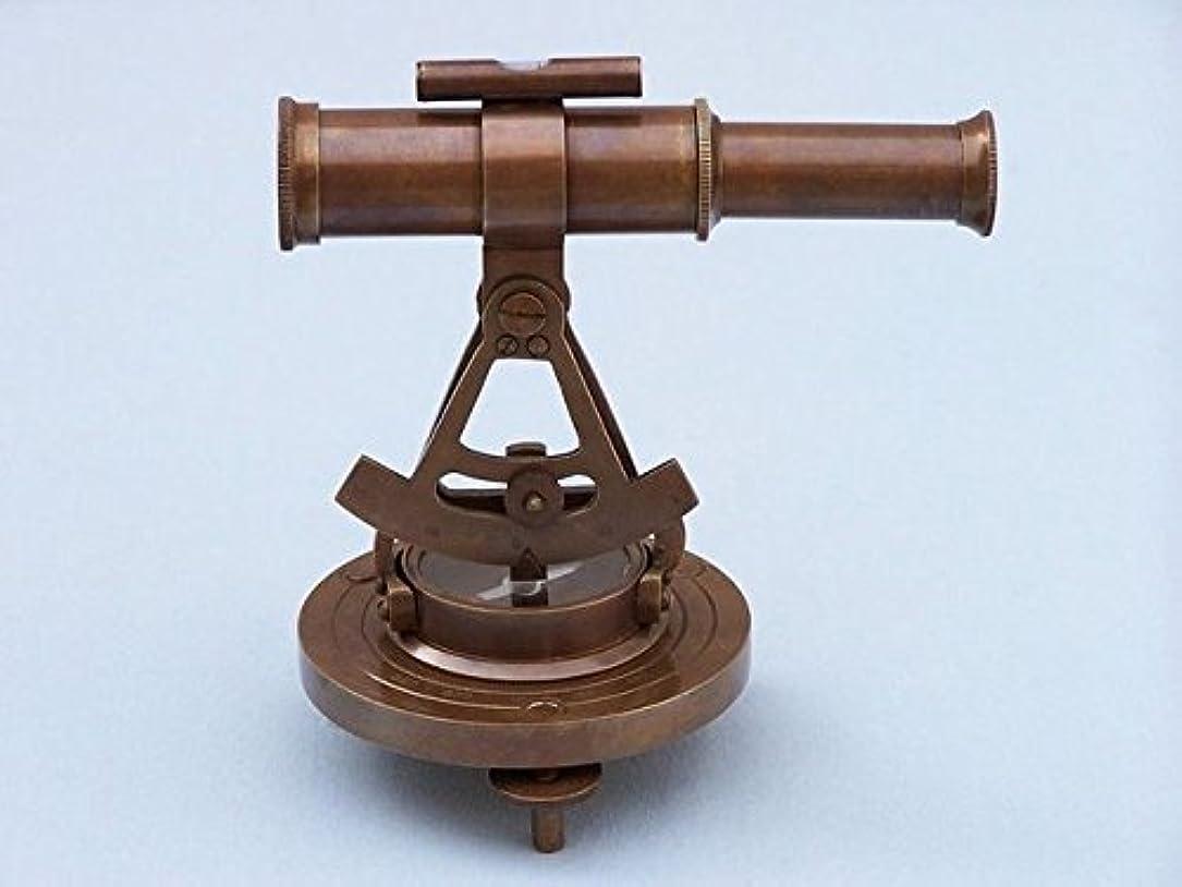 娘注目すべき商品アンティーク真鍮Alidadeコンパス6