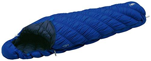 モンベル(mont-bell) 寝袋ダウンハガー800#5[最低使用温度4度] ブルーリッジ R/ZIP BLRI 1121292-BLRI