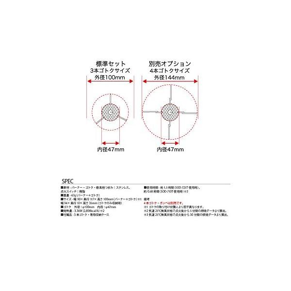 (ソト) SOTO マイクロレギュレータースト...の紹介画像5
