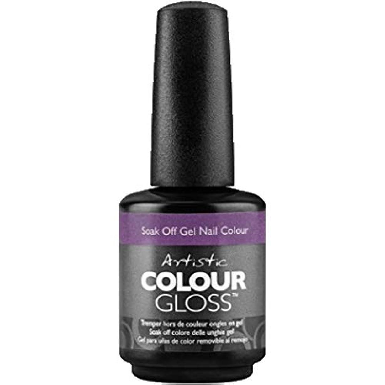 テラス過度にスペースArtistic Colour Gloss - I've Been Good-ish - 0.5oz / 15ml