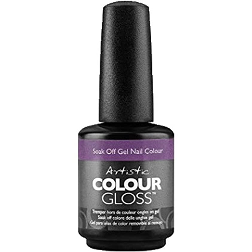 貸し手熟達修正Artistic Colour Gloss - I've Been Good-ish - 0.5oz / 15ml